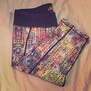 Barely worn Betsey Johnson Performance Crops